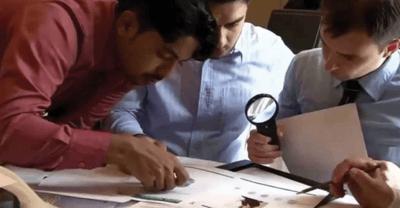 CSI team building activity