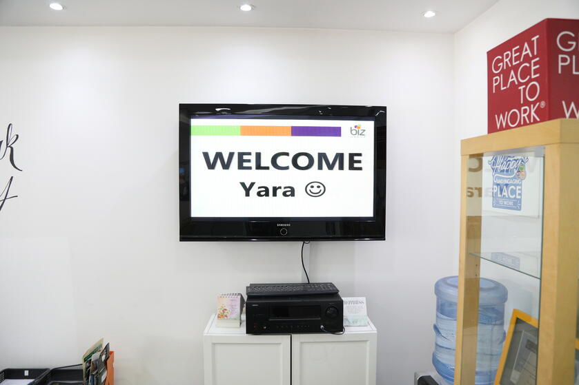 Welcome To Biz Group Yara!