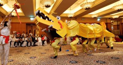 dragon-squad team building activity