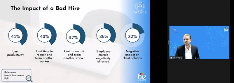 impact of a bad hire